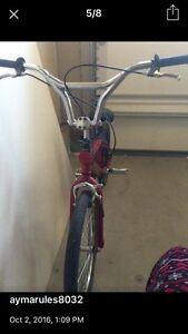 RED BMX NEED GONE ASAP