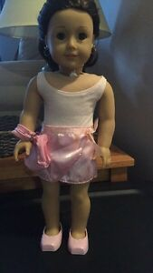 Ballerina doll clothes for ag or 18inch doll St. John's Newfoundland image 2