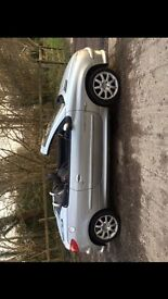 Peugeot 206 CC 1.6 16v Quicksilver special edition