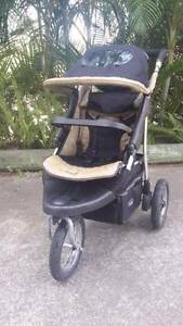 Steelcraft Terrain Pram Moorooka Brisbane South West Preview