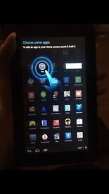 """Android tablet 7"""" full working order"""