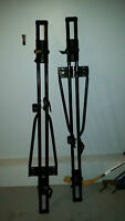 2 Supports de toit Sport rack