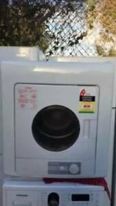 2x 3.5 kg dryer only