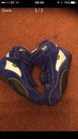 Opm karting boots