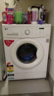 Moving sale: LG washing machine