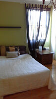 MÉTRO LAURIER Plateau - Furnished room for Aug. and Sept.