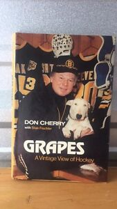 Don Cherry Grapes book