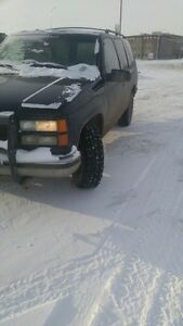 97 Yukon 2000 OBO want gone
