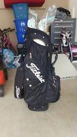 Titleist Golf Cart bag, great shape