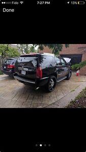 "2007 Cadillac Escalade on 26"" onyx rims!  Kawartha Lakes Peterborough Area image 5"