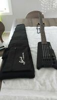 By steinberger Bass hohner b2a black active a échanger