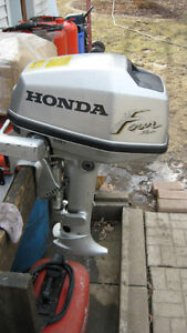 Honda Parts For ,5/7.5/10/15/20HP Motors