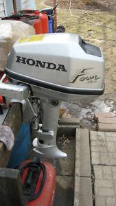 5HP HONDA PARTS MOTOR