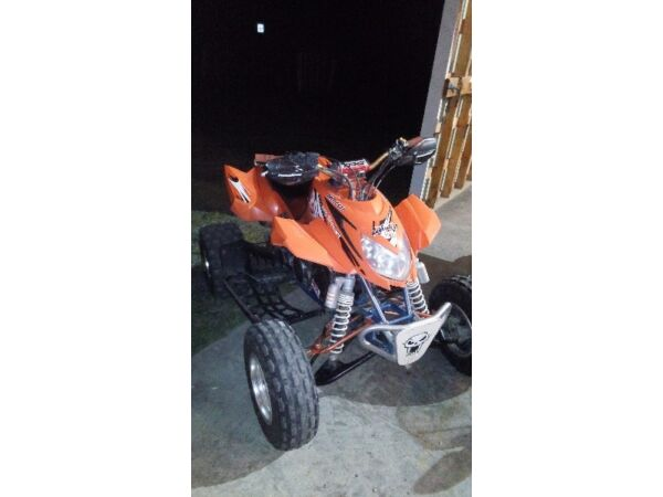 Used 2004 Arctic Cat dvx