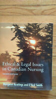 Ethical and Legal Issues in Canadian Nursing