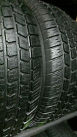 2 185/65/R14 Sigma Shadow All Season Tires Great Shape