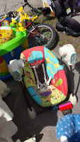 Fisher price portable swing