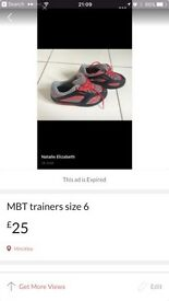 MBT trainers