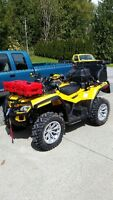 2012 Can Am 800XT MAX
