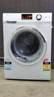 1 year warranty Haier 7.5 kg Front Loader washer CAN DELIVERY