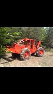 Transmission and Transfer Case for Timberjack