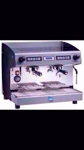 Brand New two group high head caramali Commercial Coffee machine Marrickville Marrickville Area Preview