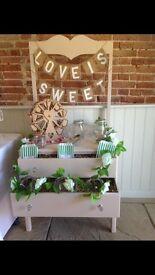 Wedding sweet table package.