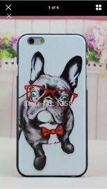 Pug iPhone 6+ / 6s+ hard protective case