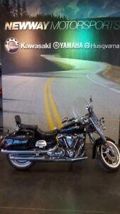 2007 Yamaha Road Star Midnight Silverado