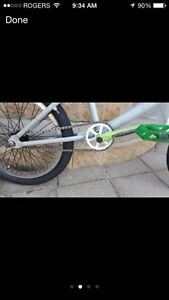 dk custom bmx with blown rear hub London Ontario image 3