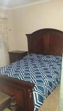 Queen bed included mattress,base and two side table solid timber Narre Warren South Casey Area Preview