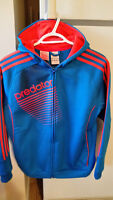 Youth ADIDAS full zip hoodie (Size L)