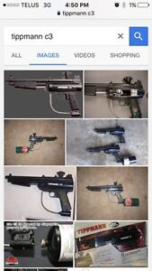 Looking for tippmann c3