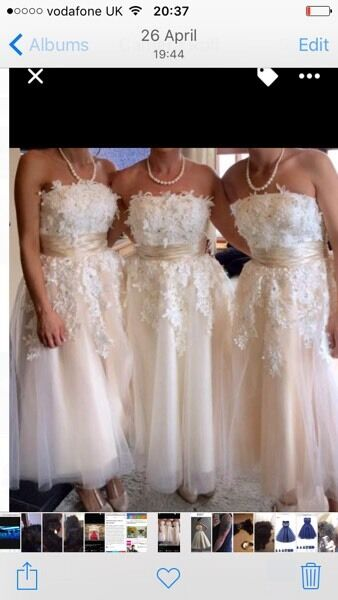 Cocktail, bridesmaid or prom dress!!