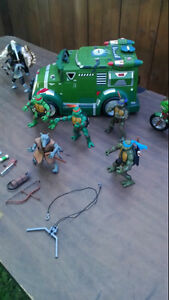 2002 TMNT characters and Vehicles Kitchener / Waterloo Kitchener Area image 5