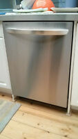 LG Stainless-Steel High-End Dishwashers (Two Available)