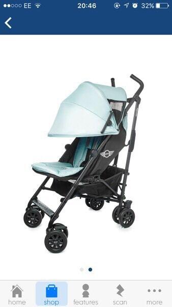 Easywalker mini stroller