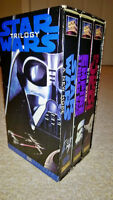 Final Video Release STAR WARS (VHS)