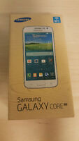 Brand New Samsung Galaxy Core LTE - White