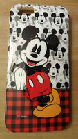 "iPhone 6 (4.7"") MM Print Flexible Rubber Back Cover Case.."