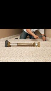 Carpet installation re stretch and rip out  London Ontario image 2