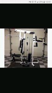 Exerciseur Northern light gym machine