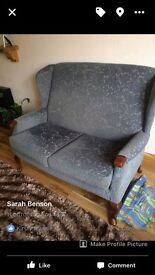 Reduced! Cottage suit/ sofa set