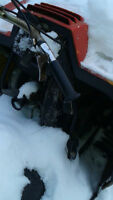 250 single rotax from an elan ski-doo