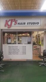 Hair Salon For Sale