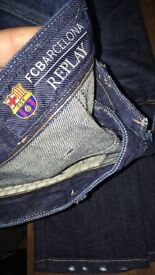 Replay Barcelona skinnys fit jeans