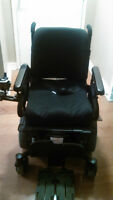 Electric wheelchair for sale, very good shape ***new price***