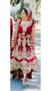 Designer Indian Bridal Lehenga