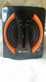 Audionic speaker Bluetooth with Remote.