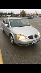 2008 PONTIAC G5 SAFETIED/E-TESTED